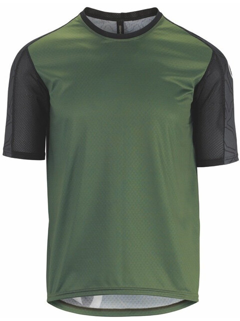 assos Trail SS Jersey Men mugo green